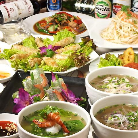 ベトナム料理とお酒 サイゴン 池袋西口店