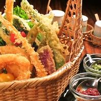 神奈川県産採れたて野菜!を天ぷらに!