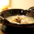 料理メニュー写真本格水炊き鍋 中鍋(2人前)