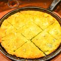 料理メニュー写真チヂミのチーズ焼き