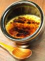 料理メニュー写真泰山のクリームブリュレ