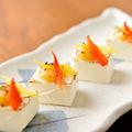 料理メニュー写真クリームチーズの西京味噌炙り