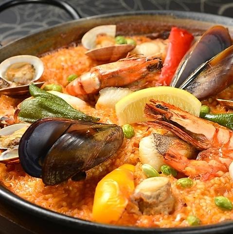 美味しいスペイン料理とワインのお店♪気軽に寄れてワイワイ楽しめるレストラン