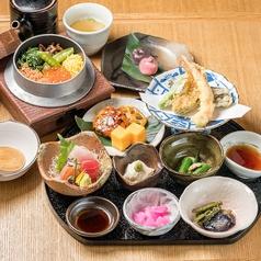 和食 個室 かまくら 上野の森さくらテラス店のおすすめランチ1