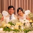 雰囲気◎な結婚式2次会を演出…♪
