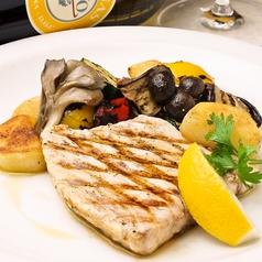 料理メニュー写真本日の鮮魚のグリル