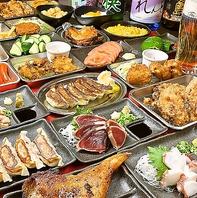 【博多】お酒にあう逸品料理多数ご用意。