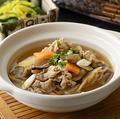 料理メニュー写真ほっこり根菜の豚汁