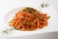 料理メニュー写真スパゲッティ ナポリタン