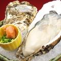 料理メニュー写真【厚岸直送!】殻付き牡蠣