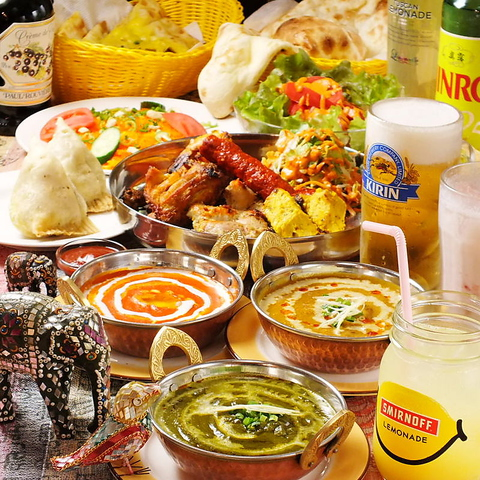 インド・ネパール料理 RAIGARH -ライガル- 新松戸