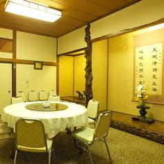 接待やお食事会に最適な和風の個室もございます!
