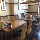 ランチや接待、各種宴会など幅広くお使いいただけます。大小の飲み会に対応可能なゆとりある空間となっております♪明るい雰囲気で隣の席と程よい距離感があるので、会話も弾みます!