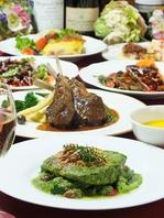 欧風料理を気軽に楽しむことが出来ます。