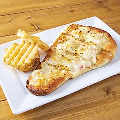 【C】ナン チーズトースト