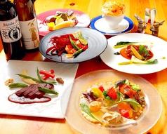 フランス料理 ぎんぎん ぎん2の特集写真