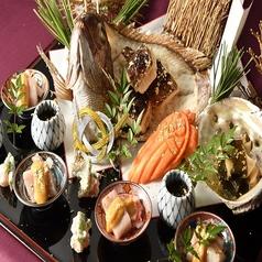 日本料理 珀也の写真