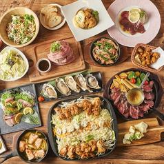 肉バル ひなた 三宮店の特集写真