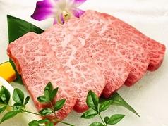 料理メニュー写真カルビ(塩・タレ)(税別)