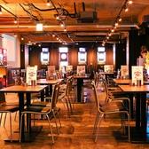 広々とした店内は全80席で、大人数様でのご来店もお待ちしております!