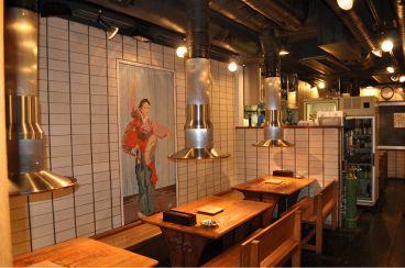 味楽亭 新宿の雰囲気1