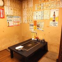 お座敷、テーブル、カウンター☆色々な使い方ができる店