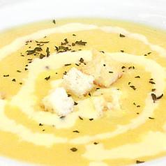 料理メニュー写真コーンポタージュスープ/季節のスープ