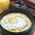 料理メニュー写真熱々石焼キーマカレー