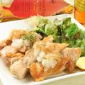 料理メニュー写真チキンステーキ(鶏もも肉)