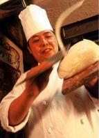 西安最高峰の刀削麺職人