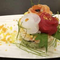 【記念日演出】大事な方のサプライズに細工寿司でお祝い