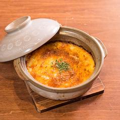 京豆腐の和風グラタン