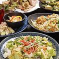 沖縄料理満載のおすすめコース2時間飲み放題付3500円~ご用意。前菜からメイン、デザートに至るまでのすべてが『沖縄』な内容となっておりますので、普通の居酒屋では物足りない!美味しい沖縄料理が食べたい!という方はぜひ当店をご利用ください。
