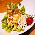 料理メニュー写真駱駝のポテトサラダ