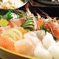 料理メニュー写真大漁刺盛(4~5人前)