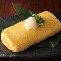 料理メニュー写真タズミの卵の出し巻き玉子