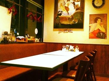 二丁目食堂 トレド 1972の雰囲気1