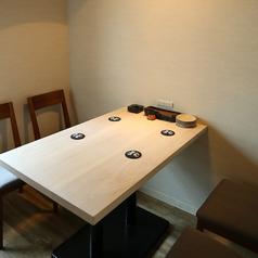 【2階・完全個室A】テーブル個室(2~4名様)