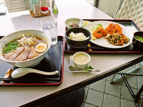 喫茶いくせい 広島ビッグウェーブ店