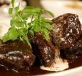 料理メニュー写真土佐赤牛 ほほ肉の赤ワイン煮 デミソース