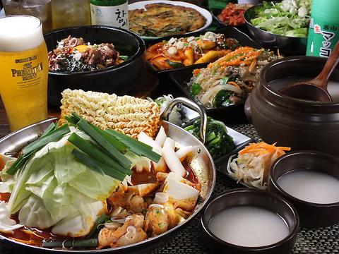 韓国好きが集う店!本場の味と雰囲気をお楽しみください!