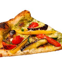 料理メニュー写真ヴェルテソースと彩り野菜