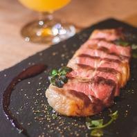 白金豚の柔らかステーキ
