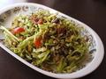 料理メニュー写真ラペットゥ★☆★ミャンマー風お茶の葉サラダ★☆★