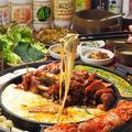 料理メニュー写真【NEW】チーズタッカルビ(2~4名様用)