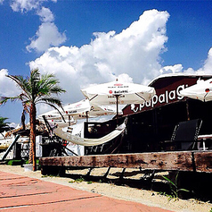 海の家 パパラギ Seaside restaurant Paparagiの写真