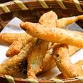 料理メニュー写真キビナゴフライ/フライドポテト