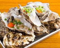 北海道厚岸直送!新鮮生牡蠣!