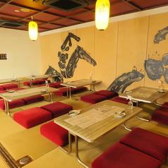 酒と飯の ひら井 三宮店の雰囲気1