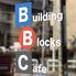 Building Blocks Cafe ビルディングブロックスカフェのロゴ